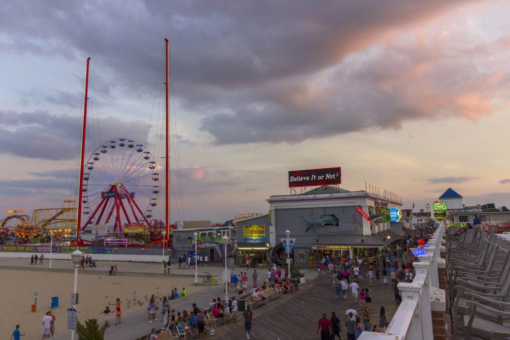 Things to Do this Fall in Ocean City, Maryland